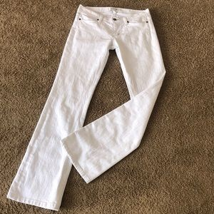 Habitual White Out Frankie Jeans 27